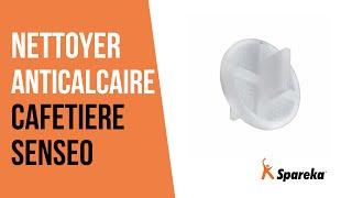 Comment nettoyer votre machine Senseo - Nettoyer l'anticalcaire ?