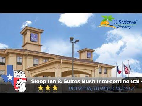 Sleep Inn & Suites Bush Intercontinental - IAH East - Humble Hotels, Texas