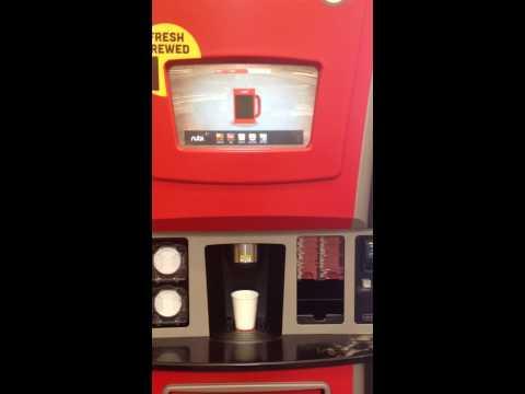 Seattle's Best Coffee kiosk