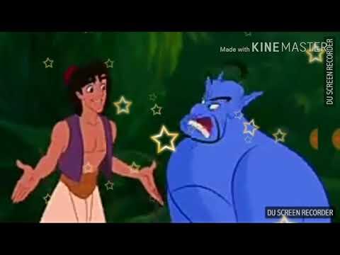Disney || Aladdin || Naach meri jaan song