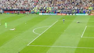 World Cup 2018 Final France vs Croatia (Last minutes and France victory)
