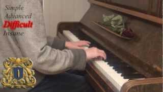Tsuna Awakens - Piano