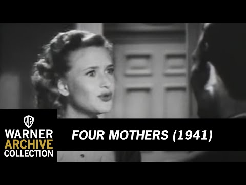 FOUR MOTHERS (Original Theatrical Trailer)