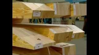 Клееная древесина(Почему доски и балки из клееной древесины крепче природной? В этом фильме рассказывается о новых технологи..., 2015-02-13T20:13:00.000Z)