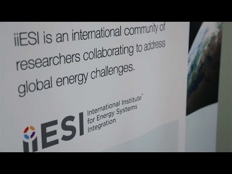 The International Institute of Energy Systems Integration (iiESI)