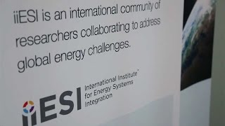 The International Institute of Energy Systems Integration (iiESI) thumbnail