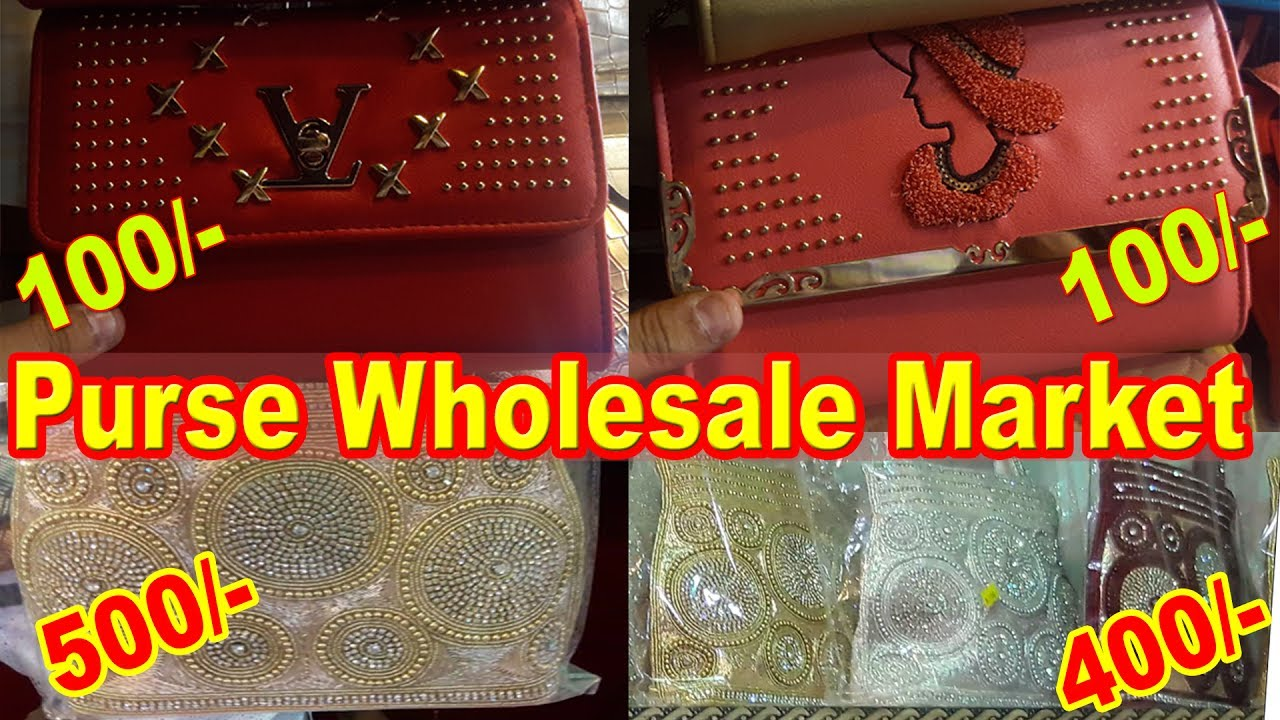 7522be4172f075 Purse Bags Wholesale Market | Explore Ladies wallet, Handbags | Asia's  Biggest Purse Market