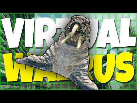 "Return of the ""Virtual"" Walrus #2 - Skyrim VR  "