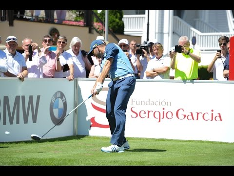 Sergio Garcia Foundation Charity Event im Grand Resort Bad Ragaz