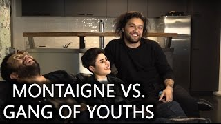 Montaigne Vs Gang Of Youths Fifa On Twitch