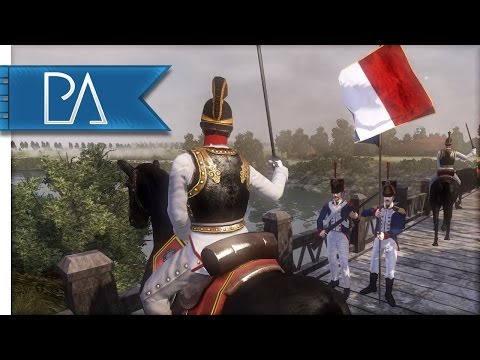 MASSIVE NAPOLEONIC BATTLE - Napoleon Total War Gameplay