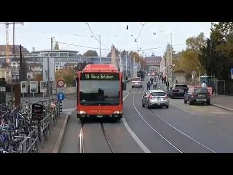 Travel  vintage electric tram Switzerland - The Bern– Part 2