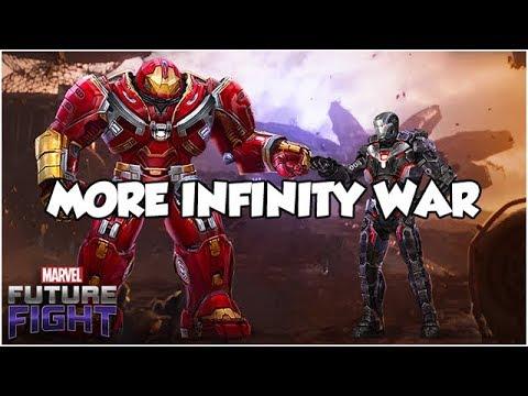WBU = *FREE* PREMIUM CARDS?? WAR MACHINE + HULKBUSTER (Sneak Peek #2) - Marvel Future Fight