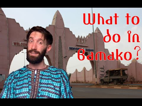 Travel tips for Bamako, Mali