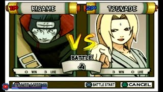 """Best Bout Replays""  Naruto UN3 - cymande vs HAGAISHI  #3"