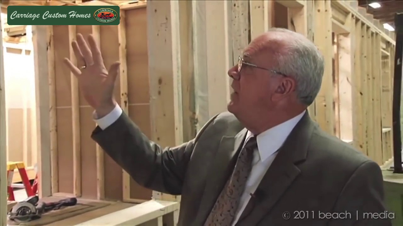Carriage Custom Homes - Virtual tour of our building process