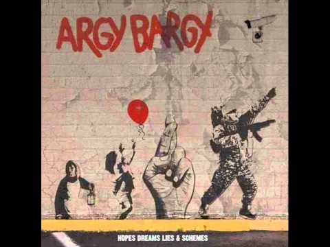 argy bargy-looking for glory