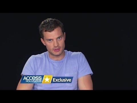 Fifty Shades Darker - Access Hollywood BTS