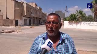 شكاوى من تردي حالة الطرقات في حوارة (11/9/2019)