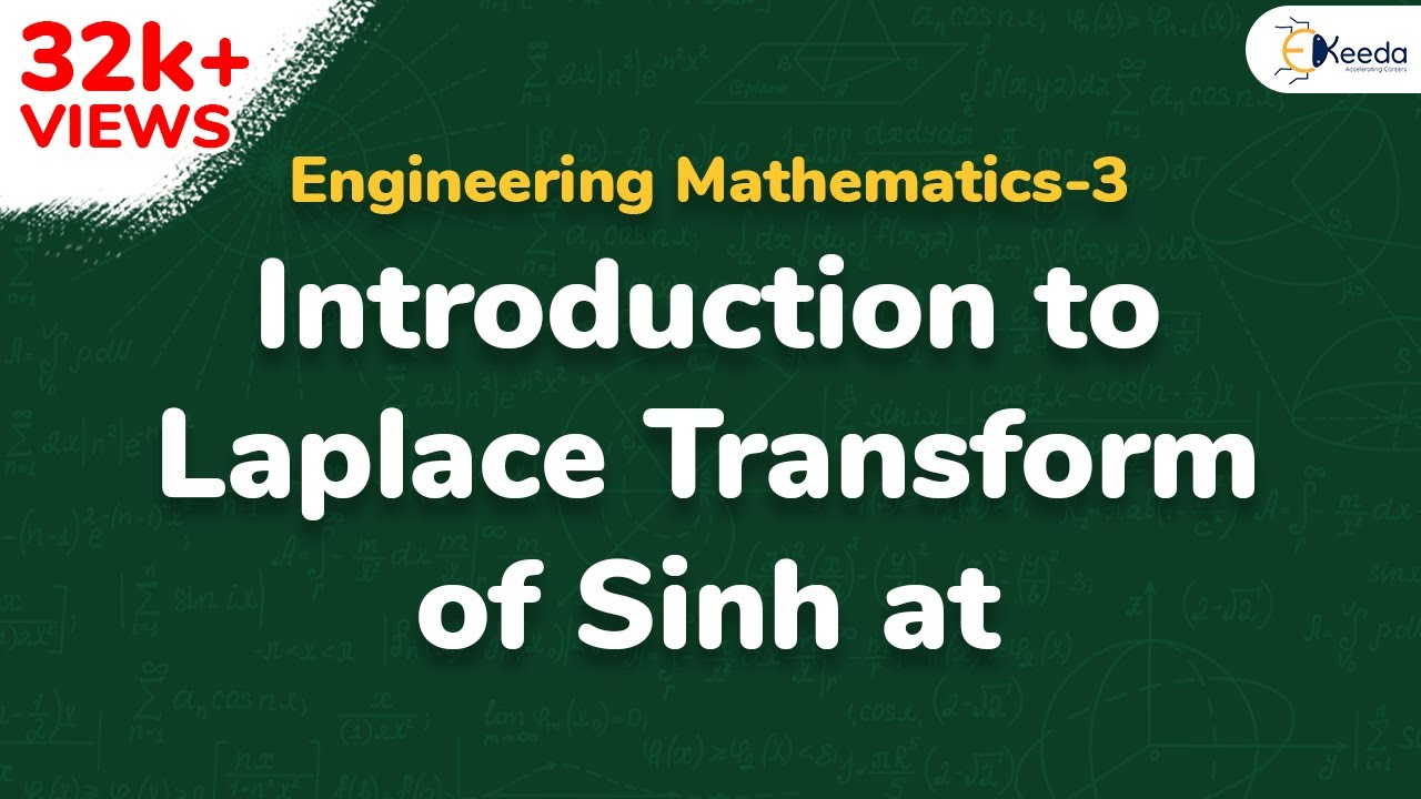 laplace transform  sinh  laplace transform engineering mathematics  youtube