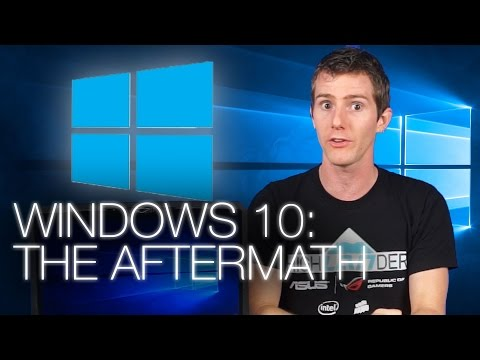 Windows 10: After-launch FAQs