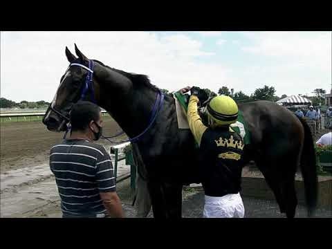 video thumbnail for MONMOUTH PARK 08-08-20 RACE 4