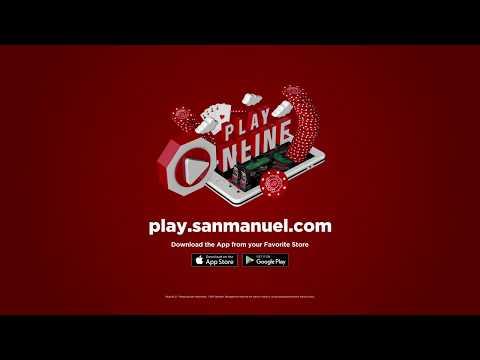 Play Online - San Manuel Casino