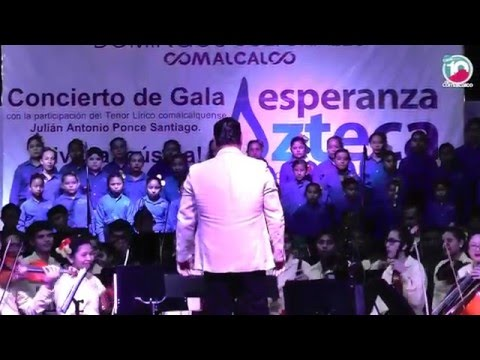 "DOMINGO CULTURAL EN COMALCALCO"" con la Orquesta sinfónica juvenil ""ESPERANZA AZTECA TABASCO"""