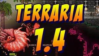 TERRARIA 1.4 NADCHODZI! - DOGŁĘBNA ANALIZA (gościnnie: ZoQ)
