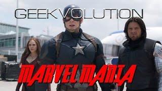 Marvel Mania Day 44 | Captain America: Civil War