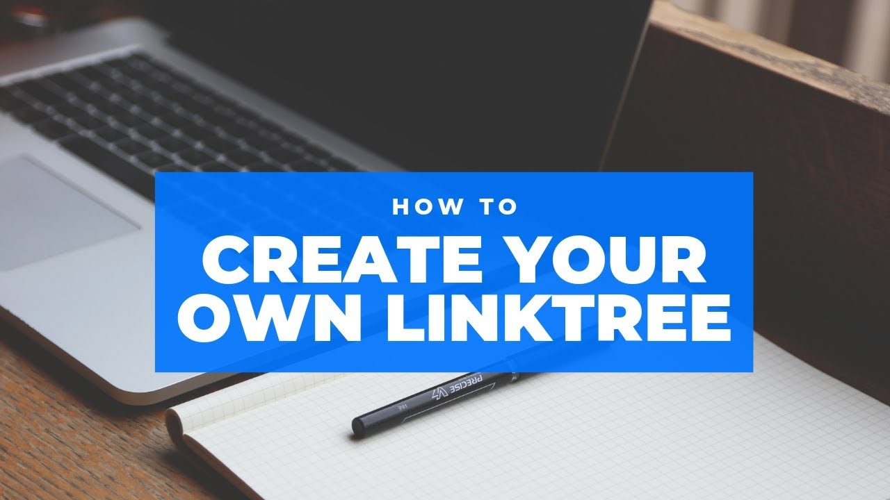 How to create your own linktree in 10 minutes and why you should