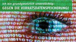 Konstantin von Notz: Vorratsdatenspeicherung stoppen!