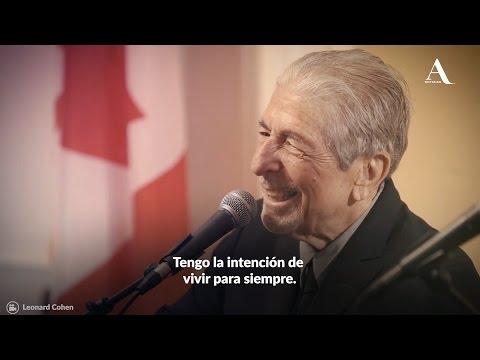 Leonard Cohen: la voz que bailó a través del pánico, a través del amor