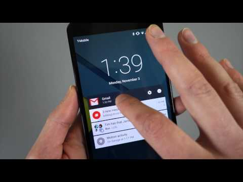Nexus 6 Feature:
