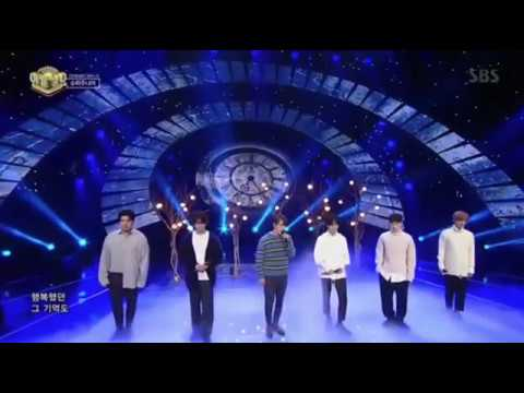 [Comeback Stage] Super Junior (슈퍼주니어) - One More Chance Inkigayo 20171112