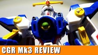 Classic Game Room - GUNDAM WING XXXG-01W model kit review