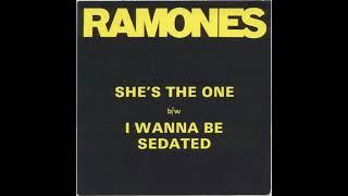 She's The One Lyrics - Ramones