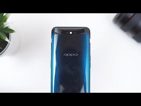 Review OPPO Find X setelah nggak heboh lagi.