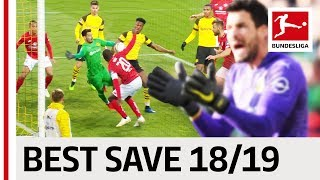 Save of the Season: The Winner is…