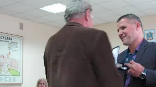 """Видео """"Корабелов.Инфо"""": Награждение Василия Качалова"""