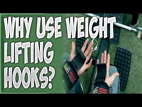 ★ Weight Lifting Hooks Review | Why Use Weight Lifting Hooks? | Living Proof Fitness ✔