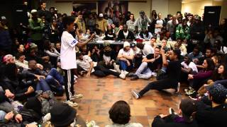 "Battle Break Ya Neck ""3ème Edition"" //Battle Guest// Rubix ( Criminalz ) vs Luciano"