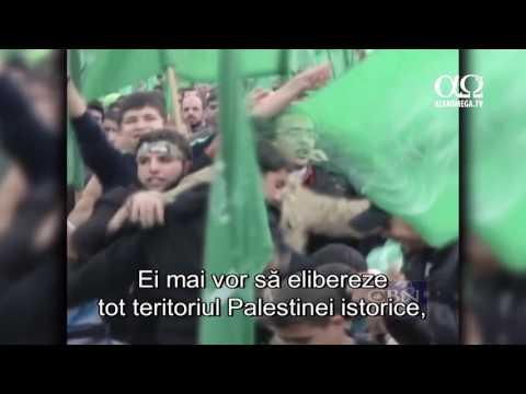 Hamas renunta la distrugerea Israelului, dar nu si la violenta