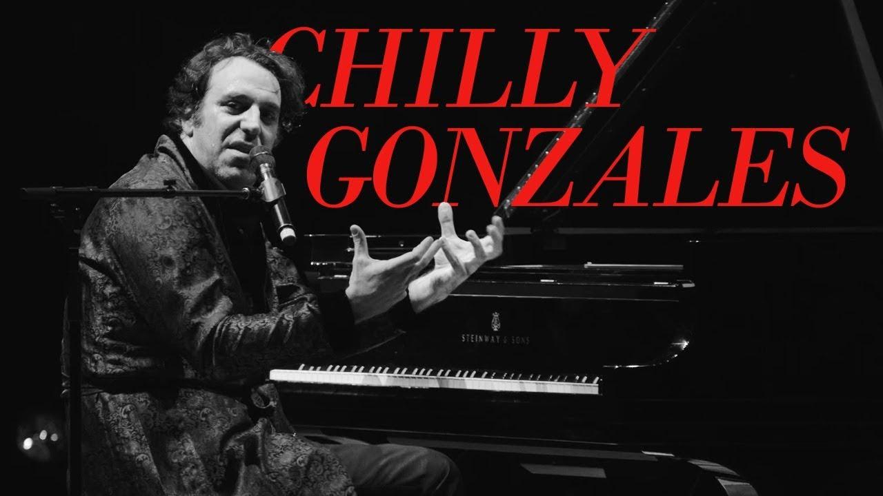Chilly Gonzales Konzert