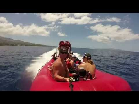 Molokini Crater Maui Hawaii 2016