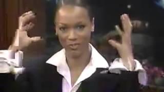 Tyra Banks on Tonight Show w Jay Leno