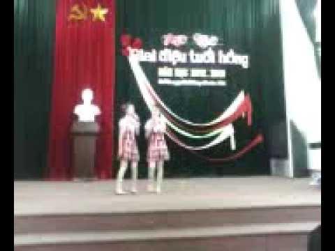 Mỗi ngày đến trường là một ngày vui -Trường THCS Nam Tiến - Phổ Yên