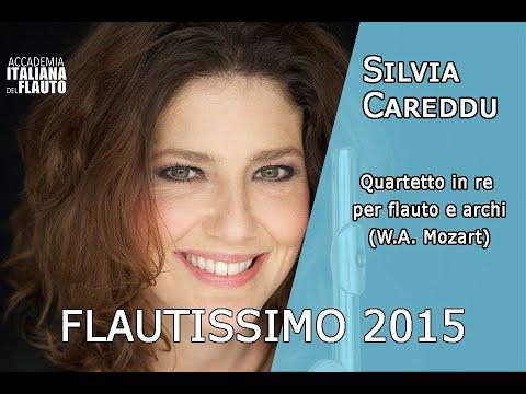 Silvia Careddu - Quartetto in re per flauto e archi   (W.A. Mozart)
