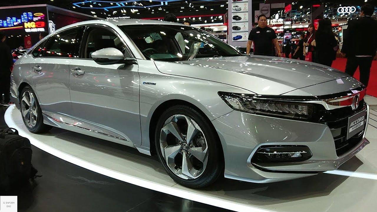 Honda Accord 2.0 HYBRID