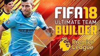 FIFA 18 FUT | Squadbuilder | Premier League - Billig & Teuer! Die Maschinen aus der PL! feat. Niklas